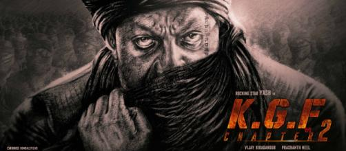 Sanjay Dutt As Adheera From KGF Chapter 2 (Image via Hombale Films/Twitter)