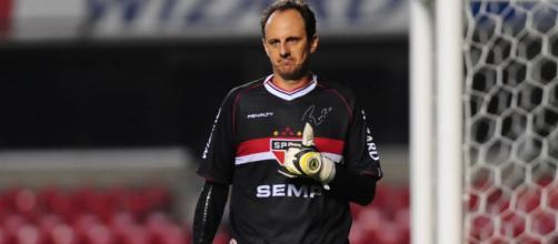 Tricampeão com o SPFC, Rogerio Ceni viu o clube ser o mais vitorioso nos pontos corridos. (Arquivo Blasting News)
