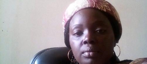 Alice Moussida Danay, Délégué Départementale aux Affaires Sociales du Diamaré (c) Alice Danay