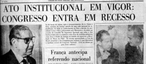 Imagem do Jornal Diário de São Paulo. (Arquivo Blasting News)