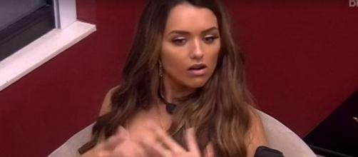 'BBB20': Rafa avalia Mari e as mudanças da influenciadora. (Reprodução/TV Globo)