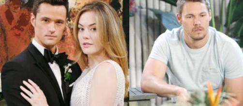 Beautiful, spoiler americani: Thomas e Hope si sposano, Liam indaga su Flo