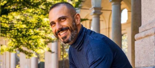 Dario Spada, speaker di Radio 105 (credit foto: Instagram @dariospada)