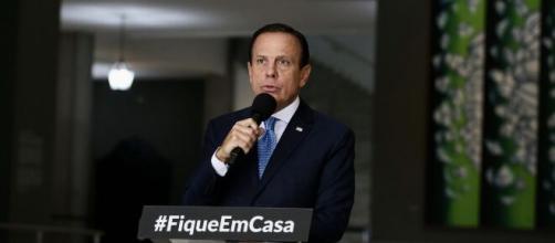 Governador de São Paulo João Doria - Divulgação/Site Oficial do Governo de SP