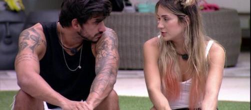 Guilherme diz que não está namorando com Gabi: 'seguir como amigo'. (Arquivo Blasting News)