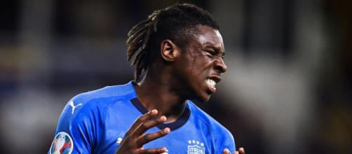 L'Inter potrebbe offrire all'Everton 28 milioni di euro per acquistare Moise Kean.