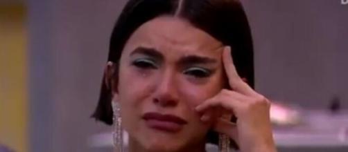 Manu Gavassi é cotada pelo UOL como a próxima eliminada. (Reprodução/TV Globo)