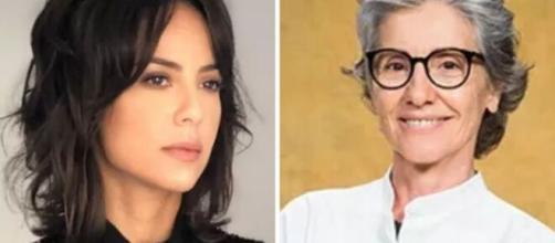 Personalidades como Andreia Horta e Cassia Kiss, saiba seus signos. (Foto/Montagem)