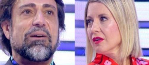 Pietro Delle Piane a 'Live Non è la D'Urso' sulla Elia: 'Volevo chiederle di sposarmi'.