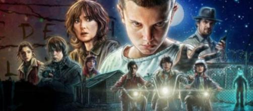 """Série """"Stranger Things"""" está disponível na Netflix. (Reprodução/Netflix)"""