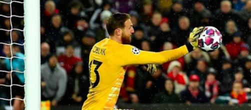 Top 10 des meilleurs gardiens du monde. Credit : Instagram/oblakjan