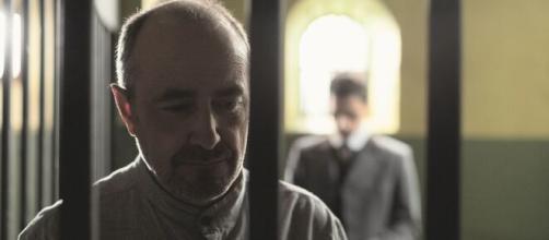 Una Vita, trama 21 aprile: Ramon in carcere con l'accusa di aver ucciso Celia.