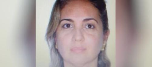 Yara Maeve Teixeira de Faria morreu no local. (Arquivo pessoal).
