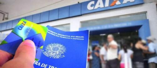 Caixa anuncia a antecipação do pagamento do auxílio emergencial. (Arquivo Blasting News)