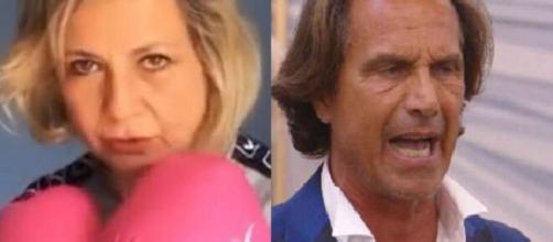 GF Vip, Antonella Elia contro Antonio Zequila: 'Volevo dargli una testata'
