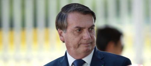 Jair Bolsonaro mostra destempero com apoiadores (Foto: Arquivo Blastingnews)