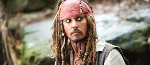 Pirati dei Caraibi-oltre i confini del mare in onda il 23 aprile su Canale 5.