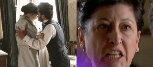Una Vita, trame spagnole: Ursula uccide Eduardo per salvare Lucia dalle sue violenze