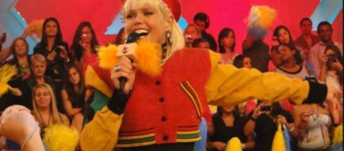 Xuxa Meneghel saiu da Globo em 2014. (Reprodução/TV Globo)