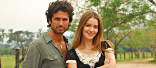 5 atores de 'Paraíso' e seus signos. (Reprodução/TV Globo)