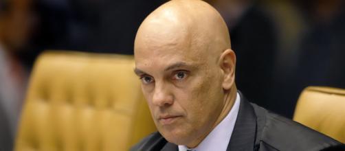 Alexandre de Moraes vai conduzir no Supremo pedido de investigação (arquivo: Blasting News)