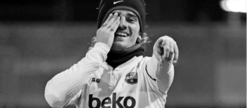 Antoine griezmann vers le PSG - crédit photo compte instagram @antogriezmann