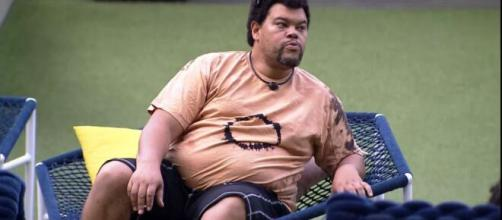 Babu recorda: 'As pessoas em que eu fui mais apegado saíram na primeira semana'. (Reprodução/TV Globo)