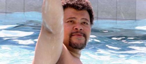 'BBB20': Babu arrasa com performance na piscina. (Reprodução/TV Globo)