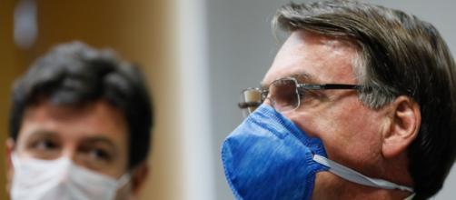 Bolsonaro quer que isolamento social acabe nos próximos dias. (Arquivo Blasting News)