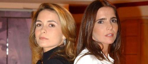 'Celebridade' fez grande sucesso com Malu Mader como protagonista. (Divulgação/TV Globo)
