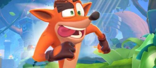 Crash Bandicoot Mobile realizzato da King e Activision.