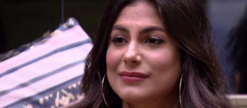 Mari é a 16ª eliminada do 'BBB20', com 54,16% dos votos. (Reprodução/TV Globo)