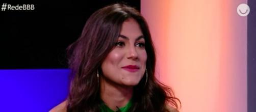Mari Gonzalez na Rede BBB. ( Reprodução/TV Globo )
