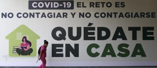 México, una nación norteamericana que enfrenta el Covid-19 con fuerza. - cpr.org