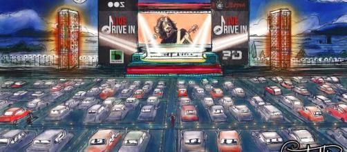 Live Drive In: il progetto per seguire i concerti durante l'emergenza sanitaria.