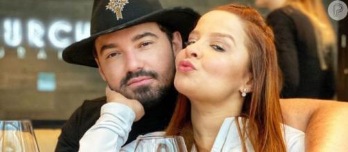 O casal sertanejo Maiara e Fernando tem sido só amor nas redes sociais. Foto: Arquivo Blasting News