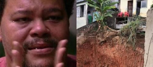 O pai de Babu Santana revelou a verdadeira realidade de sua família em recente entrevista. (Arquivo Blasting News)