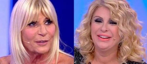 Uomini e Donne, Gemma stuzzica Tina: 'Non riesce a fare a meno di me'