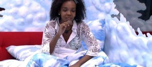 BBB 20: Thelma no quarto céu. ( Reprodução/TV Globo )