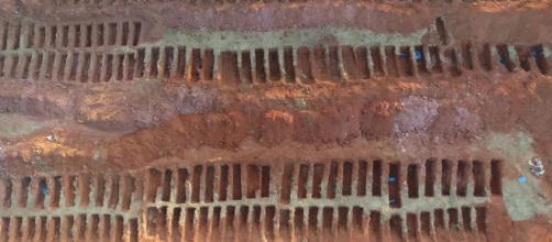 Cemitério da Vila Formosa terá mais 13 mil covas. (Reprodução/GloboNews)