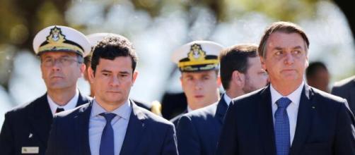 Decisão ocorreu após Sérgio Moro e Bolsonaro discordarem sobre a demissão do diretor da Polícia Federal. (Arquivo Blasting News)