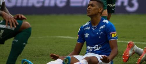 Derrota para o Palmeiras sacramentou a queda. (Arquivo Blasting News)