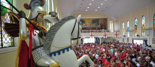 Dia de São Jorge: o Santo Guerreiro. (Arquivo Blasting News)