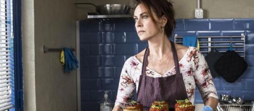 Elena Sofia Ricci è una madre e cuoca della nuova fiction di Rai 1