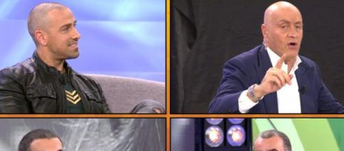 """Estela Grande """"fulmina"""" a Diego Matamoros, apoyando a Kiko Jiménez."""