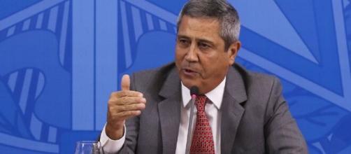 General Braga Netto apresentou plano do governo 'Pró-Brasil' - Marcello Casal Jr/Agência Brasil