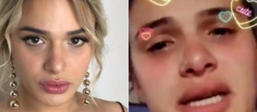 Glamour Garcia revelou que ainda não havia se recuperado psicologicamente das agressões. (Reprodução/Instagram/@glamourgarcia)