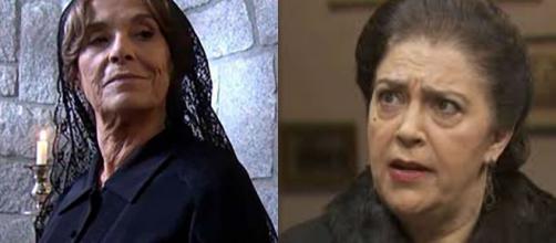 Il Segreto, spoiler spagnoli: Donna Eulalia torna per vendicarsi di Francisca.