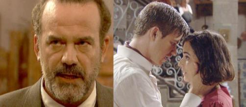 Il Segreto, spoiler spagnoli: Ignacio è contrario alla relazione tra Rosa e Adolfo.