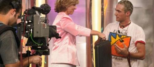 IsMael Bieiro ganador de la primera edición de 'Gran Hermano'